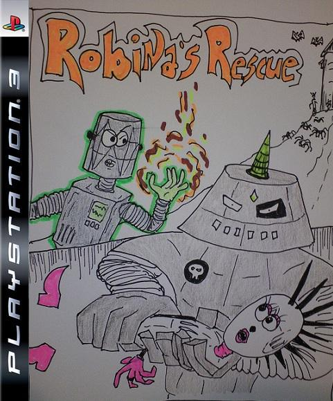 Robina'sRescue PS3 cover